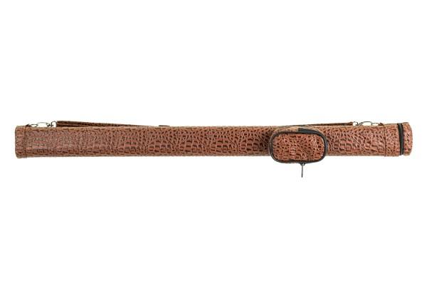 Queueköcher, Action, dunkelbraun, 1/2, 85 cm