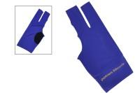 Halbfingerhandschuh, Classic, 3-Finger, blau