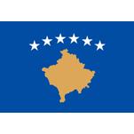 Flagge Kosovo