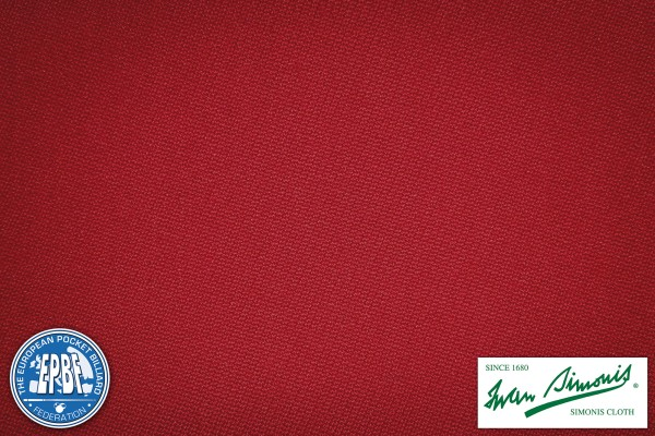 Billiard Cloth Simonis 760, 195 cm