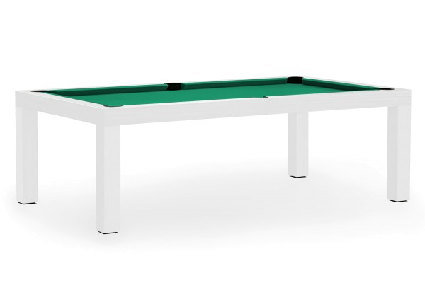 billiard table dynamic mozart 7 ft matte white pool pool rh dynamic billard de