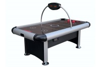 Airhockey Dybior Atlanta, 7 ft, black/silver