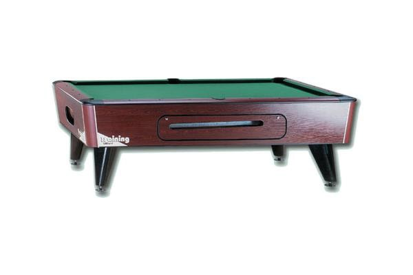 Billiard Table Dynamic Premier, mahogany, Pool