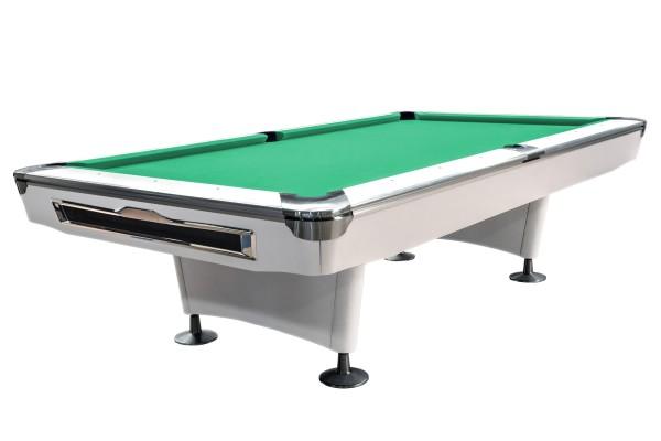 Billardtisch, Pool, Galaxy, 9 ft. (Fuß), weiß