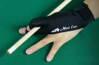 Handschuh, Mezz, schwarz, L