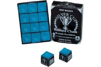 Chalk Silver Cup, Dynamic Edition, blue, 12 pcs