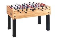 Tischfußball, Garlando G500, holzfarben