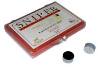 Klebeleder, Tiger SNIPER, 14 mm, 10 Schichten, medium