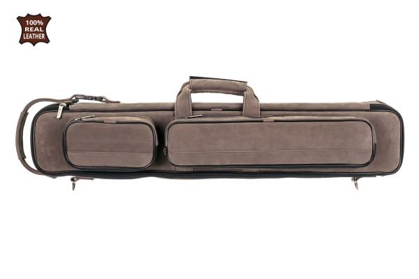 Cue Soft Case, Bear, real buckskin, brown, 3/5, 83 cm