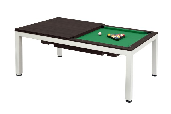 Billiard Table, Pool, Vancouver, 7 ft., dark ebony