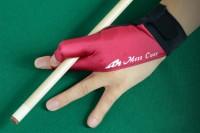 Handschuh, Mezz, rot, L