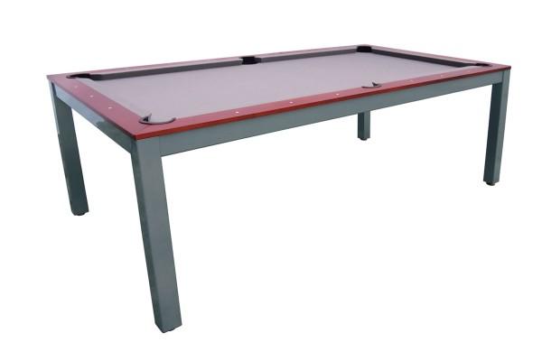 Billardtisch, Pool, Verona, 7 ft. (Fuß), grau
