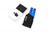 "Handschuh ""Kamui"", blau, L"