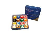 Ball Set Super Aramith TV, 57,2 mm, Pool