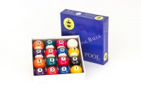 Ball Set Classic A-Quality, 38 mm, Pool
