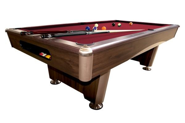 Billardtisch, Pool, Triumph, braun