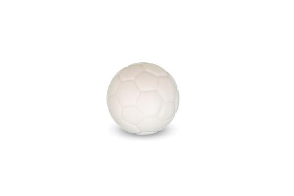Ball für Tischfußball, weiß, 31 mm