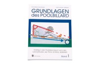 Book Grundlagen des Pool Billard, Alfieri u.Sander, german