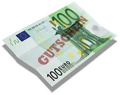 100-Euro-Einkaufsgutschein