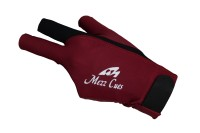 Billiard Glove, Mezz MGR-R, Burgundy