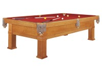 Billiard Table Dynamic Bern, dark oak, Pool