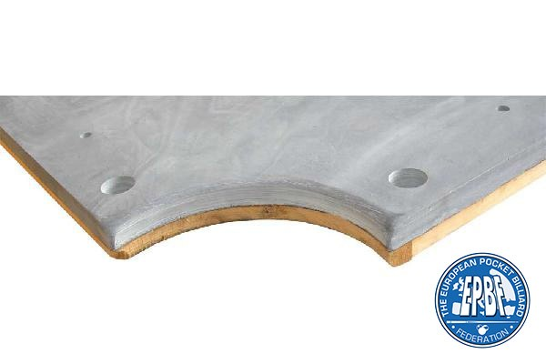 Billard-Schieferplatten, Detail_komplett