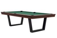 Billardtisch / Esstisch, Pool, Rasson Madrid, walnuss