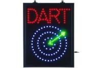 LED-Schild, Dart
