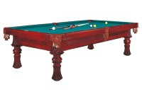 Billiard Table Dynamic Berlin, 8 ft, mahogany, Pool