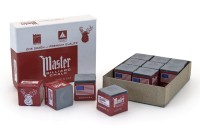 Chalk Master, grey, 12 pack