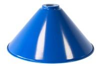 Billardlampe, Ersatzschirm, blau, Ø 35 cm