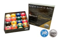 Ball Set Aramith Tournament Pro Cup, 57,2 mm, Pool