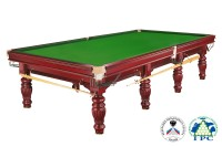 Billiard Table Dynamic Prince, mahogany, Pyramid