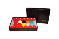 Ball Set Aramith Super Crystalate, 52,4 mm, Snooker