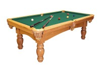 Billiard Table Dynamic Kiev, oak, Pool