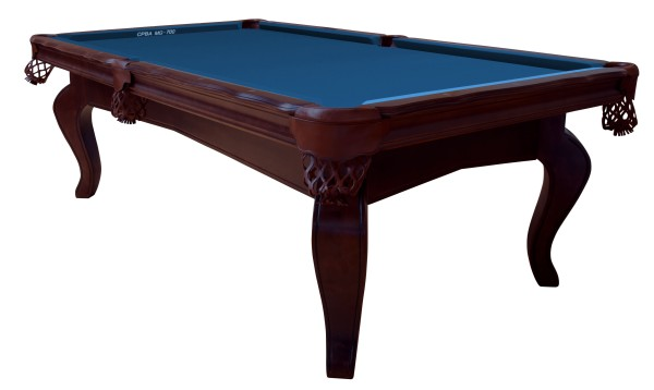 Billardtisch, Pool, Salem, 8 ft. (Fuß), walnuss
