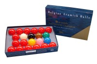 Ball Set Aramith Tournament Pro Cup, 52,4 mm, Snooker