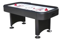 Air Hockey Dybior Wizard, 6 ft, black