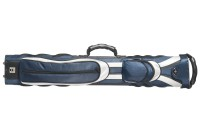 Billiard Cue Hard Case Sport SP-422, dark blue-silver, 2/2, 85cm
