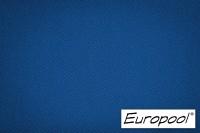 Billardtuch, Europool, 165 cm, royalblau