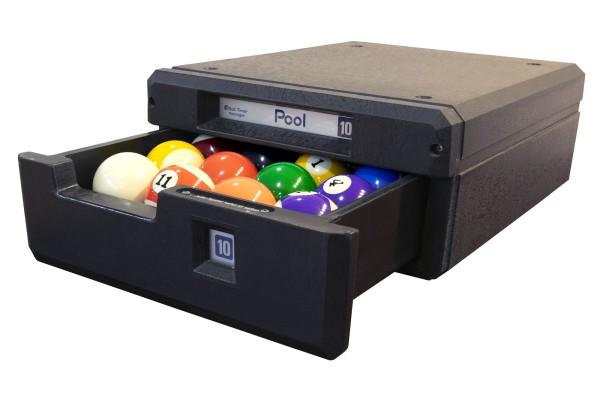 Schublade für Poolkugeln - Gebraucht