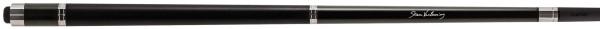 Billardqueue, Pool, Cuetec Cynergy CT-15K Carbon, glänzend-schwarz, 3/8x14
