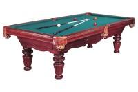 Billardtisch, Pool, Las Vegas, 8 ft. (Fuß), mahagoni