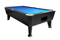 Billiard Table,Pool, Bronco, 8 ft., black