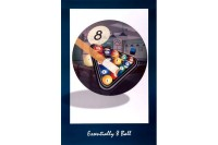 Poster, Essentially 8 Ball