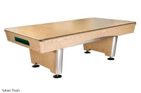 Table cover for Eliminator and Triumph, 7 ft., r50, oak