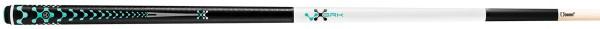 Billardqueue, Pool, Poison Break VX5 BRK White, Mini-Radial