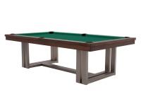 Billardtisch / Esstisch, Pool, Rasson Trillium, 8 ft. (Fuß), walnuss