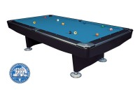 Billiard Table Dynamic II, shinning black, Pool