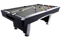 Billiard Table Dynamic Triumph, black, Pool